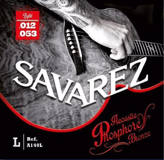 Strune Savarez ak.kitara A140L Ph. Bronze 12-53