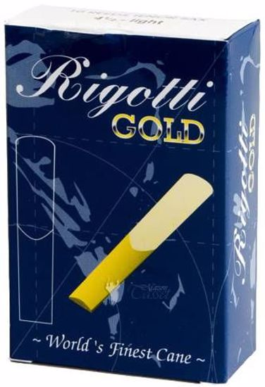 RIGOTTI GOLD JEZIČKI Bb KLARINET 3 MEDIUM