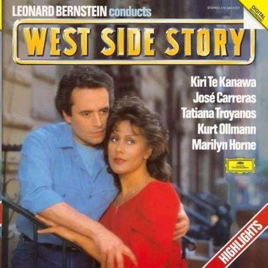 BERNSTEIN:WEST SIDE STORY