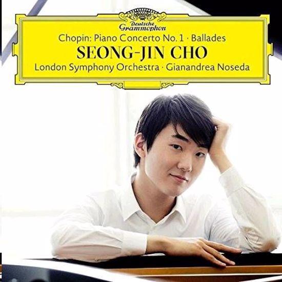 CHOPIN:PIANO CONCERTO NO.1/SEONG-JIN CHO