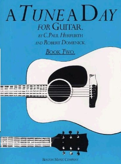 A TUNE A DAY FOR GUITAR  2