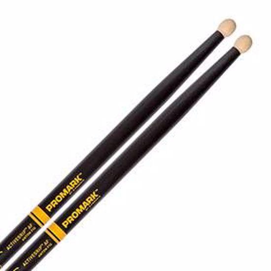PRO-MARK PALICE ZA BOBNE Anton Fig ActiveGrip 595 Hickory Round Wood Tip