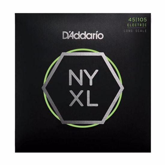Strune D'Addario kitara bas NYXL45105 45-105
