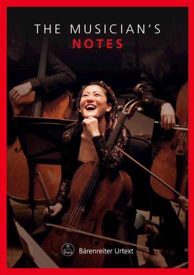 THE MUSICIAN'S NOTES RAZLIČNI MOTIVI