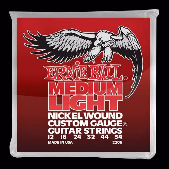 ERNIE BALL SET 2206 EL 012-054 NICKEL