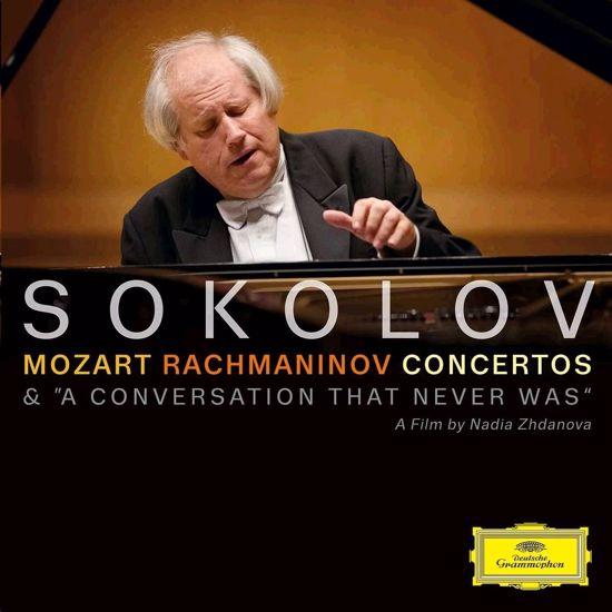 MOZART,RACHMANINOV:PIANO CONCERTO/SOKOLOV +DVD