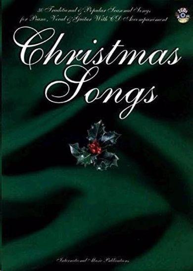 CHRISTMAS SONGS,30 TRADITIONAL&POPULAR + 2CD PVG
