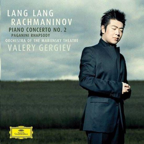 RACHMANINOV:PIANO CONCERTO NO.2/LANG LANG/GERGIEV 2LP