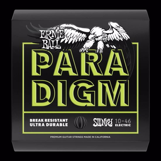ERNIE BALL SET 2021 PARADIGM EL 010-046