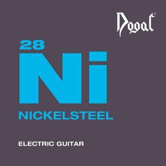Strune DOGAL za el. kitaro Nickelsteel 10-46w