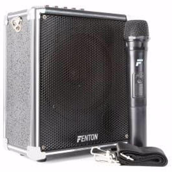 FENTON PRENOSNO BATER.OZVOČENJE ST040 40W BT/MP3/USB/SD/VHF