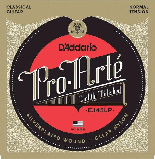 DAddario strune za klasično kitaro EJ45LP Pro-Arte Lightly Polished Composite