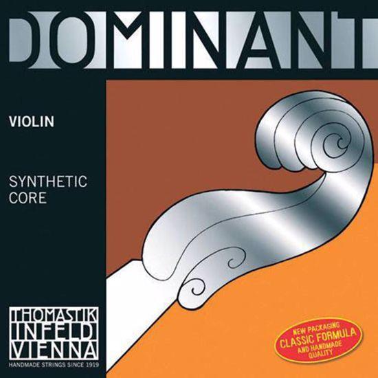 DOMINANT STRUNA ZA VIOLINO E 129 1/4 MEDIUM