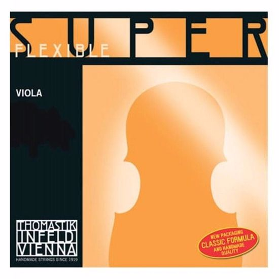 SUPERFLEXIBLE STRUNA ZA VIOLO 4C MEDIUM