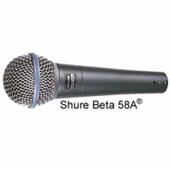 SHURE MIKROFON BETA 58A
