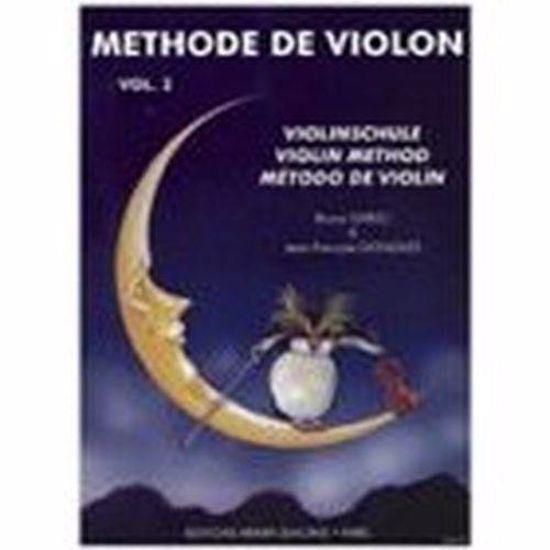 GARLEJ B:METHOD DE VIOLON 2