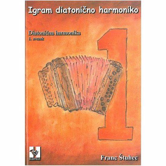 ŠTUHEC:IGRAM DIATONIČNO HARMONIKO 1,
