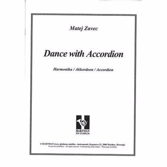 ZAVEC M;DANCE WITH ACCORDION