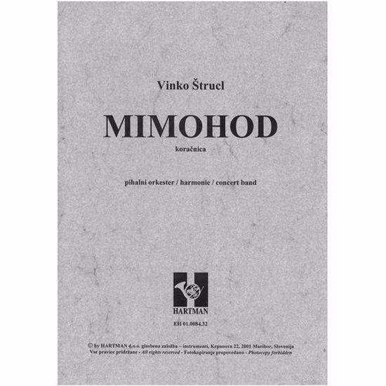 ŠTRUCL V:MIMOHOD, KORAČNICA
