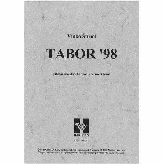 ŠTRUCL VINKO:TABOR'98 KORAČNICA