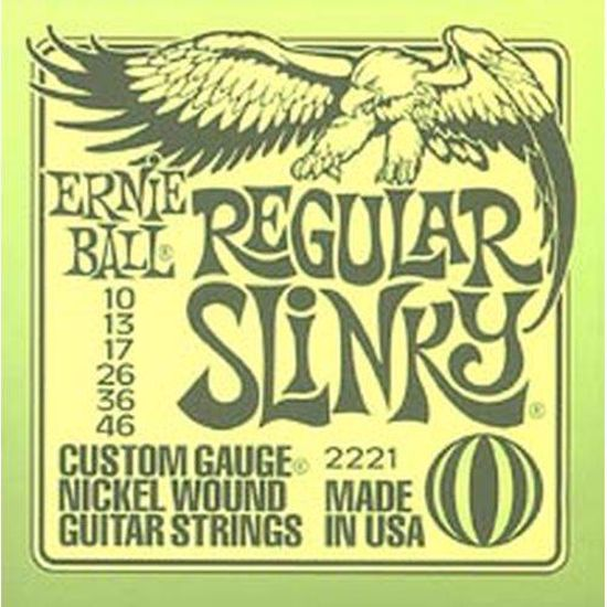 ERNIE BALL SET 2221 EL 010-046