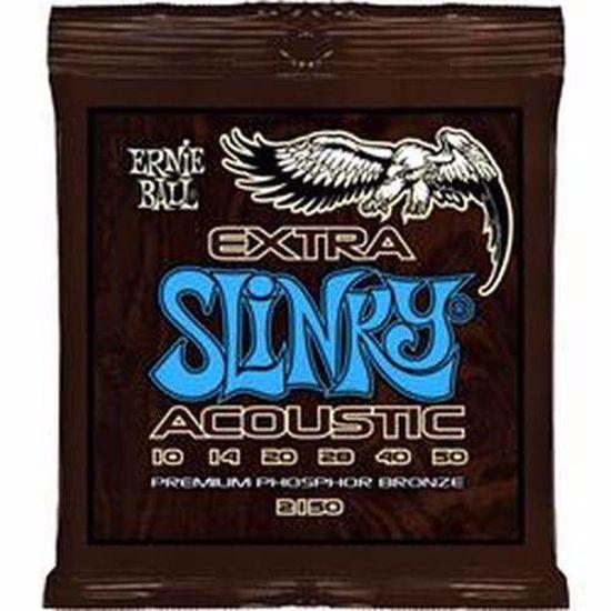 ERNIE BALL strune za akustično kitaro SET 2150 010-050 PH BR.