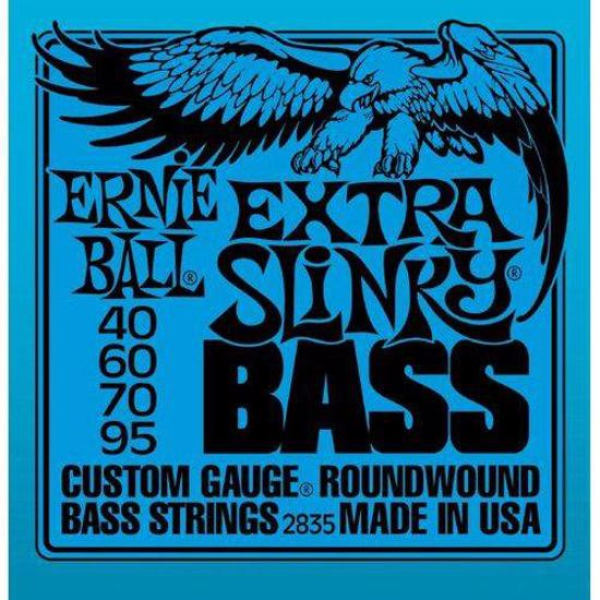 ERNIE BALL SET 2835 BASS 040-095