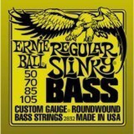 ERNIE BALL strune za bas kitaro SET 2832 BASS 050-105