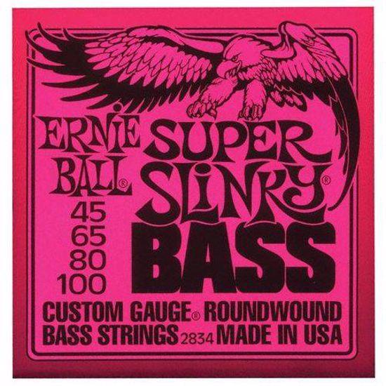 ERNIE BALL strune za bas kitaro SET 2834 BASS 045-100