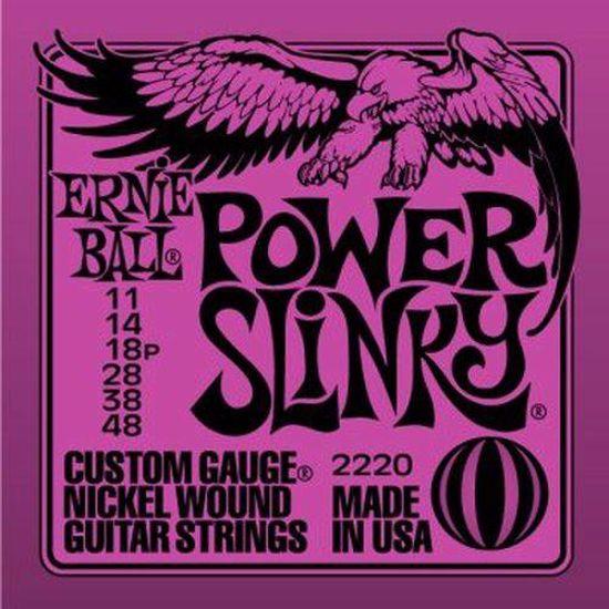 ERNIE BALL strune za električno kitaro SET 2220 011-048