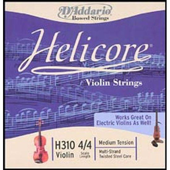 D'ADDARIO SET VIOLINA HELICORE 4/4 H310 MED