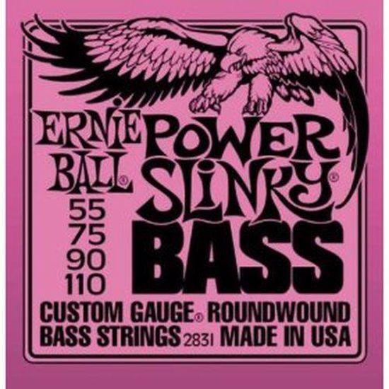 ERNIE BALL strune za bas kitaro SET 2831 BASS 055-110