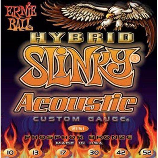 ERNIE BALL strune za akustično kitaro SET 2151 010-052 PH BR.