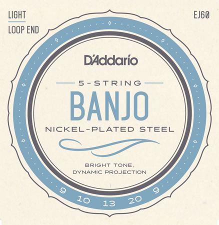 Slika za kategorijo Strune za banjo