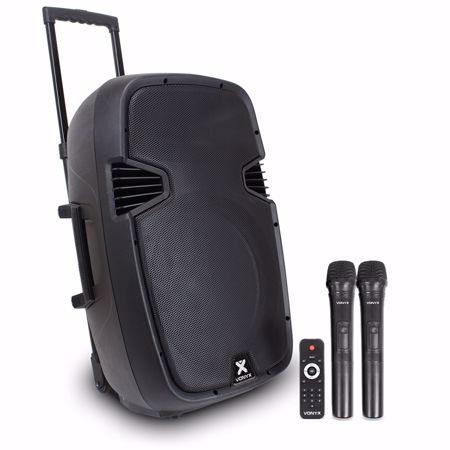 Slika za kategorijo akumulatorsko ozvočenje