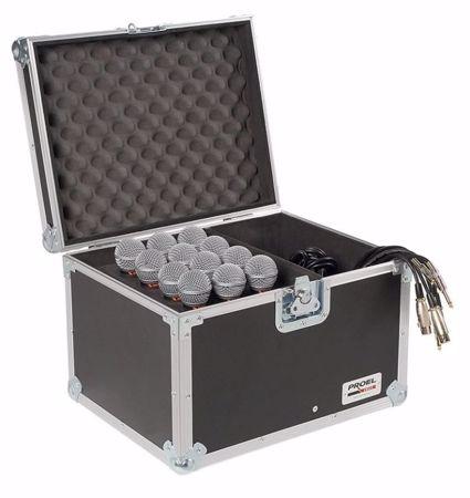 Slika za kategorijo kovčki za mikrofone