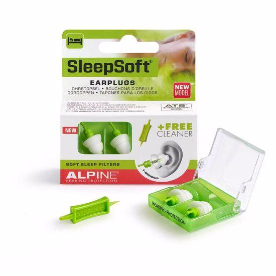 Čepki za ušesa Alpine SleepSoft