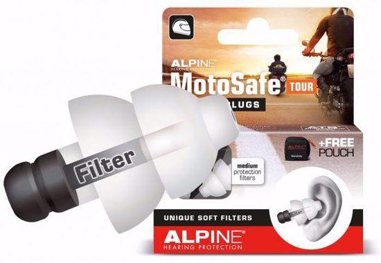 Čepki za ušesa Alpine Motosafe Tour