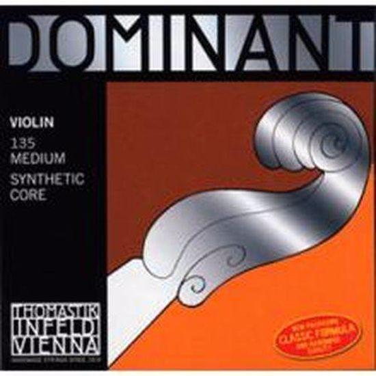 DOMINANT SET 135B ZA VIOLINO 1/8