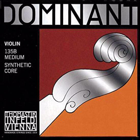 DOMINANT STRUNA ZA VIOLINO D 132 1/4 MEDIUM