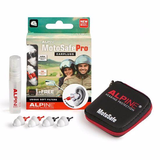 Čepki za ušesa Alpine MotoSave Pro