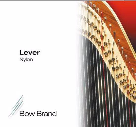 BOW BRAND STRUNA ZA HARFO NYLON LEVER SOL/G 6 1 OCT