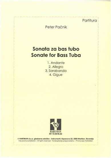 Pačnik Peter: Sonata za bas tubo