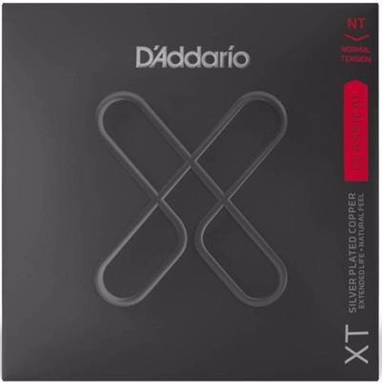 Strune D'Addario klas.kitara XTC45 Normal Tension