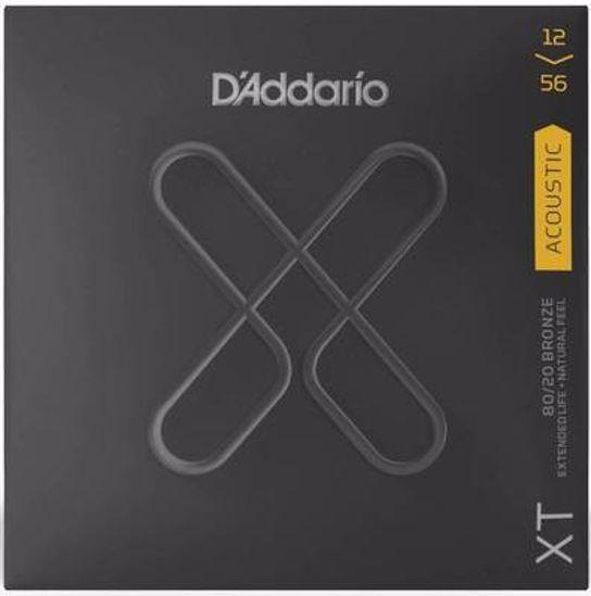 Strune D'Addario ak. kitara XTABR1256 Custom Light