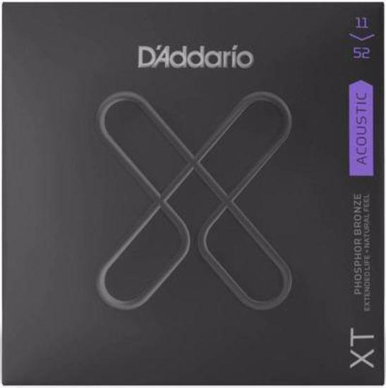 Strune D'Addario ak. kitara XTAPB1152 Custom Light