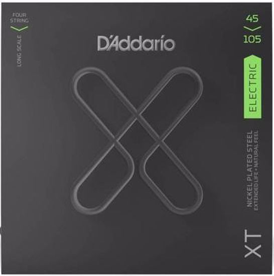 Strune D'Addario kitara bas XTB45105 Light Top/Medium Bottom Long Scale