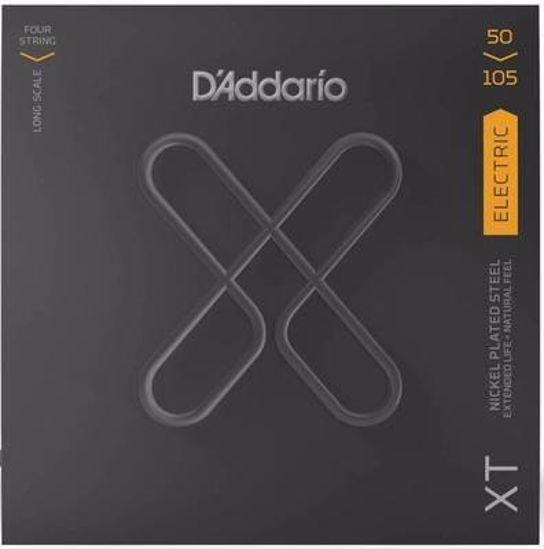 Strune D'Addario kitara bas XTB50105 Medium Long Scale