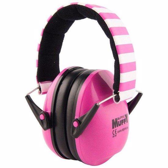 glušnik ALPINE Muffy Pink