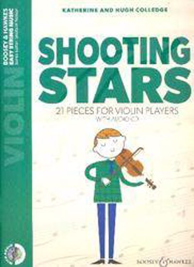 COLLEDGE:SHOOTING STARS VIOLIN AND PIANO +AUDIO ACC.